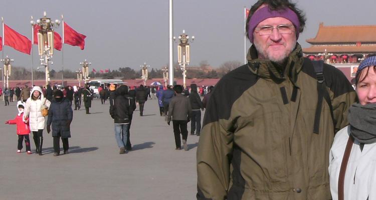 Beijing - Tiananmen Square