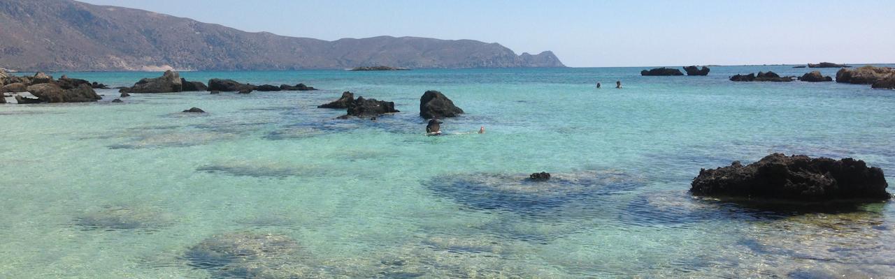 2014 Crete, Elafonisi Beach